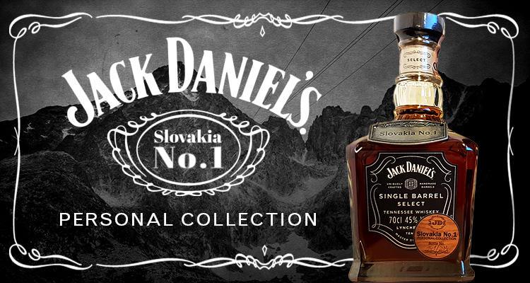 Jack Daniel's Slovakia No.1