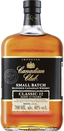 canadian club whiskey case study