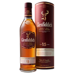 Glenfiddich 15 YO Single Malt 0.70L GB