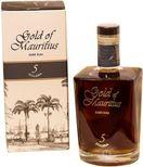 Gold Of Mauritius Dark Rum 5 YO 0.70L