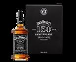 Jack Daniel's Double Tin 150th 0.70L GB
