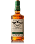 Jack Daniel's Straight Rye Whiskey 0.70L