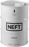 Neft Vodka White barrel 0.70L