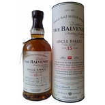 The Balvenie Single Barell 15 YO 0.70L GB