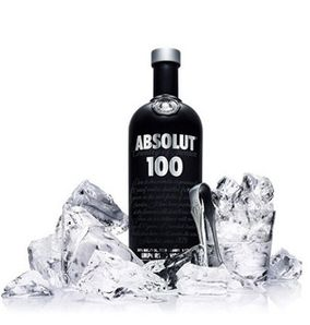Absolut 100 1L