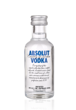 Mini Absolut Blue 0.04L