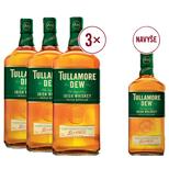 AKCIA: 3x Tullamore Dew 1L + 1x Tullamore Dew 0.50L