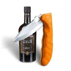 AKCIA Lovecký nôž Victorinox Hunter Pro oranžový + SéRum Elixir 0.70L