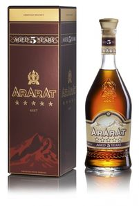 Ararat 5 YO 0.70L