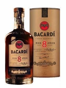 Bacardi 8 ANOS 1L