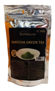 BioNature Matcha Green Tea 100g