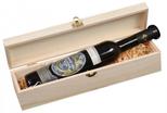 Box na slamové víno drevo