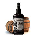 Captain Morgan Black Spiced 0.70L