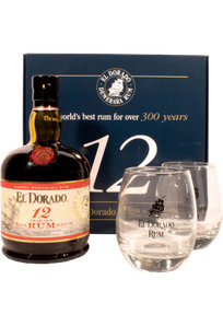 El Dorado 12 YO 0.70L GBP