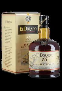 El Dorado 15 YO 0.70L