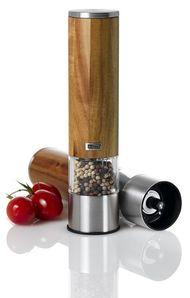 Elektrický mlynček na korenie alebo soľ WOODMATIC