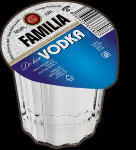 Familia Vodka De Luxe 0.04L