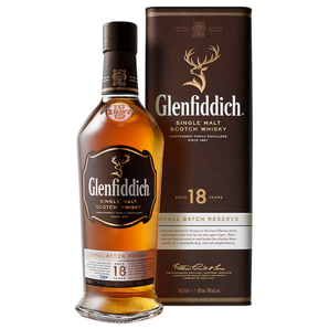 Glenfiddich 18 YO Single Malt 0.70L GB