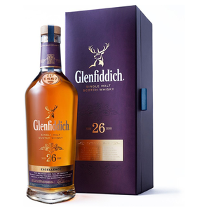 Glenfiddich Excellence 26 YO 0.70L GBX