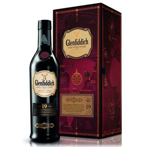 Glenfiddich Red Wine 19 YO 0.70L GBX