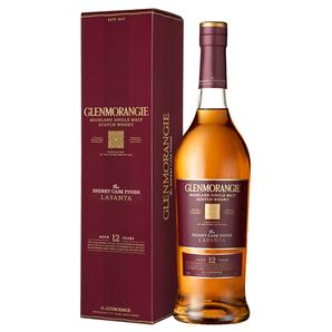 Glenmorangie Lasanta 12 YO 0.70L GB