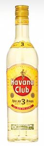 HAVANA CLUB Añejo 3 Años 1L