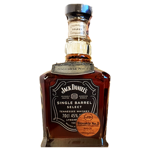 Jack Daniel´s Slovakia No.2 0.70L GB