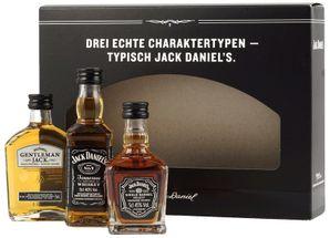 Jack Daniel's 3x 0.05L GBX