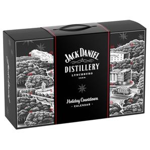 Jack Daniels Adventný kalendár 21x 0.05L GBX