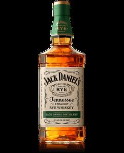 Jack Daniel's Straight Rye Whiskey 0.70L