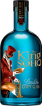 King of Soho London Dry Gin 0.70L