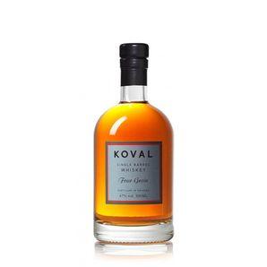 Koval Four Grain Whisky 0.50L