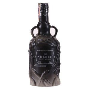 Kraken Black Spiced The Salvaged Bottle 0.70L