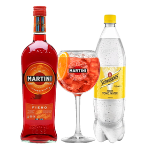 Martini Fiero & Tonic Set