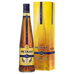 Metaxa 5* 0.70L GB