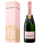 Moët & Chandon Rosé Festive Box 0.75L GB