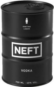 Neft Vodka Black Barrel 0.70L