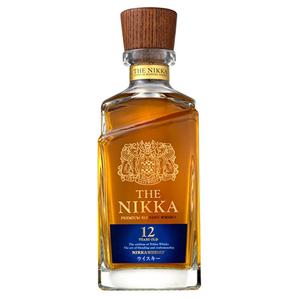 Nikka The Nikka 12 YO 0.70L GB
