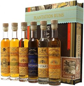 Plantation Rum Cigar Box 0.60L