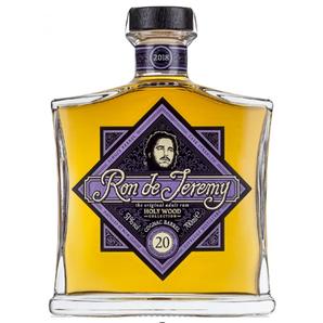Ron De Jeremy 20 YO Cognac Barrel 2018 0.70L