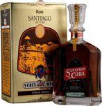 Santiago de Cuba Extra Anejo 25 YO 0.70L