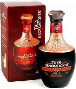 Sauza Tequila Tres Generaciones Anejo 0.70L