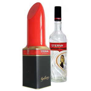 Sterva Vodka 0.70L GBX