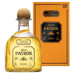 Tequila Patron Anejo 0.70L GB
