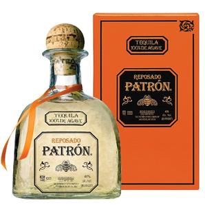 Tequila Patron Reposado 0.35L GB