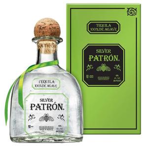 Tequila Patron Silver 0.70L GB