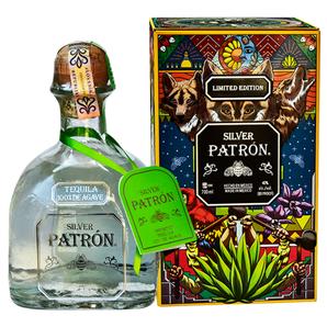 Tequila Patron Silver Plech 0.70L GB