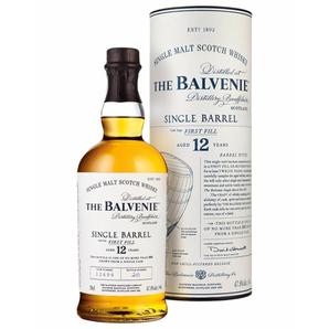 The Balvenie Single Barell 12 YO 0.70L GB