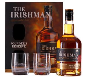 The Irishman Founder's Reserve 0.70L GBP