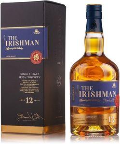 The Irishman Single Malt 12YO 0.70L GB